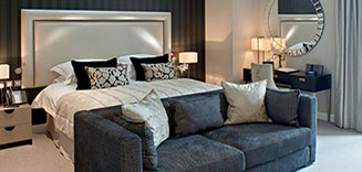 Luxury hotel rooms cornwall