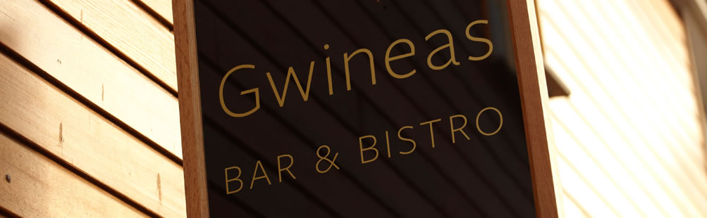 Gwineas Bar & Bistro