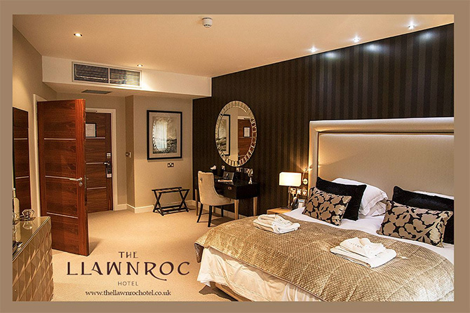 June late availbility the llawnroc the llawnroc for Luxury hotel room