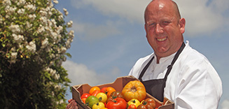 Cornish Chef Cliff Burt