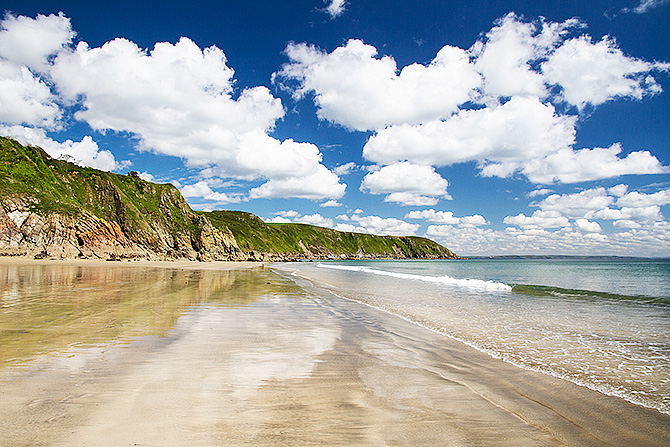 summer-beach-cornwall