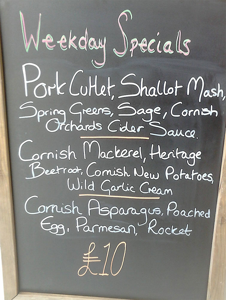 cornwall meal deals
